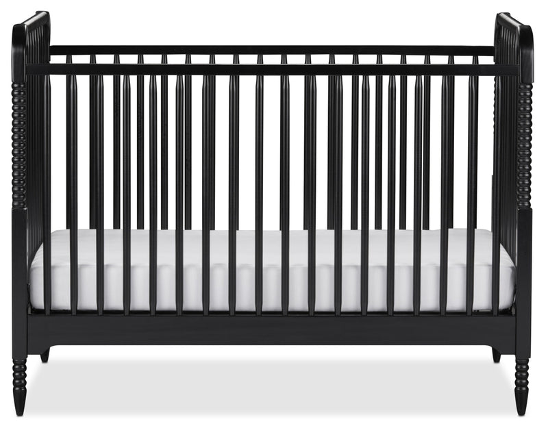 Rowan Valley Crib – Black|Lit de bébé Rowan Valley - noir