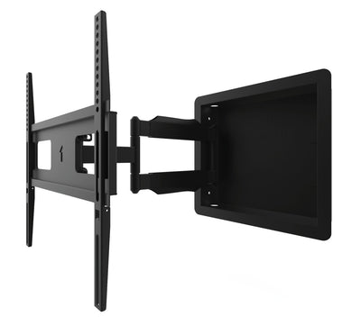 "Kanto TV Mount - Kanto R300 Full Motion Recessed Wall Mount for TVs 32"" to 55"""