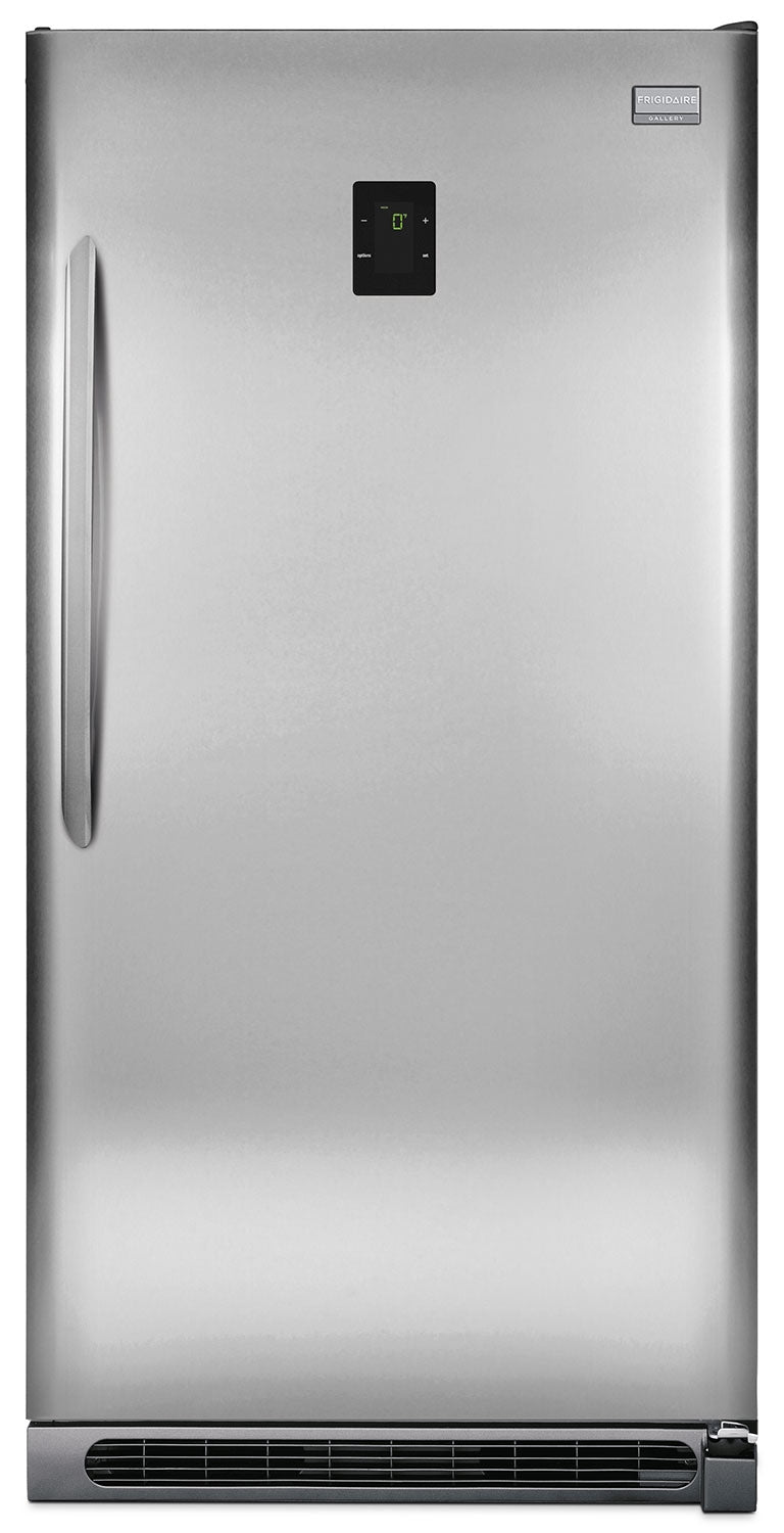 Frigidaire Gallery 20.5 Cu. Ft. 2-in-1 Convertible Upright Refrigerator/Freezer|Réfrigérateur congélateur vertical convertible 2 en 1 Frigidaire Gallery de 20,5 pi