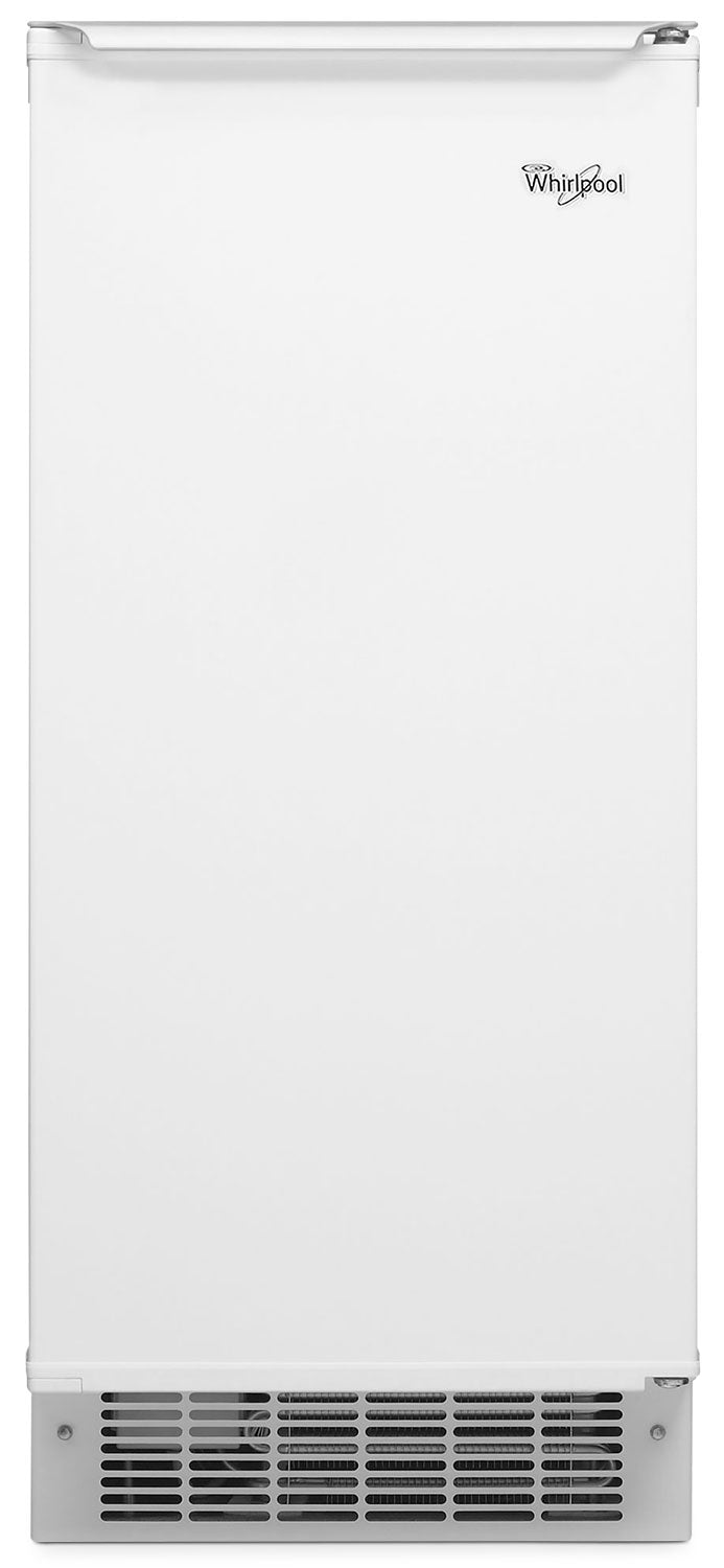 Whirlpool Gold® 15-Inch Ice Maker with Reversible Door – GI15NDXZQ|Machine à glaçons à porte réversible Whirlpool GoldMD de 15 po - GI15NDXZQ