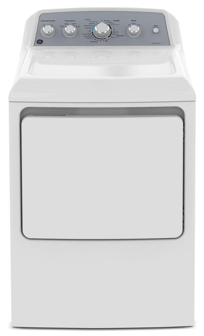 GE 7.2 Cu. Ft. Electric Dryer – GTD45EBMKWS|Sécheuse électrique GE de 7,2 pi³ – GTD45EBMKWS|GTD45EBS