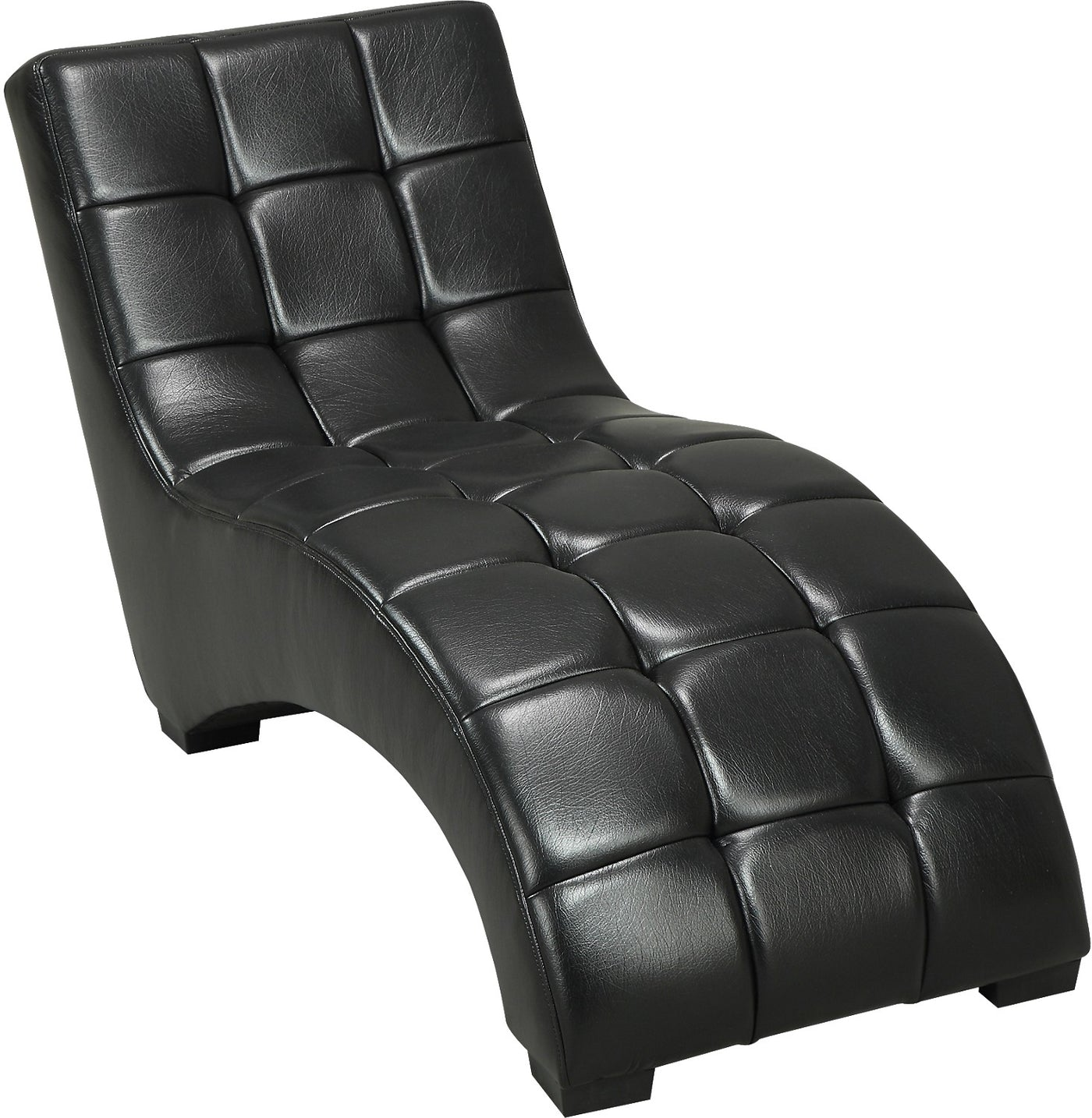 Icon Curved Black Chaise | The Brick on black nightstand, black microfiber sofa, black reclining sofa, black rug, black sleep, black corner, black wardrobe, black yeti, black clock, black hammock, black armoire, black ottoman, black mattress, black coach, black buffet, black pillow, black chair, black hutch, black wicker, black hearse,