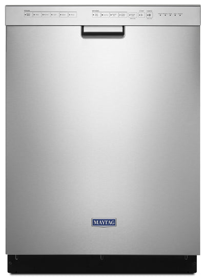 Maytag Classic Chopper Tall-Tub Built-In Dishwasher – MDB4949SHZ - Dishwasher in Stainless Steel