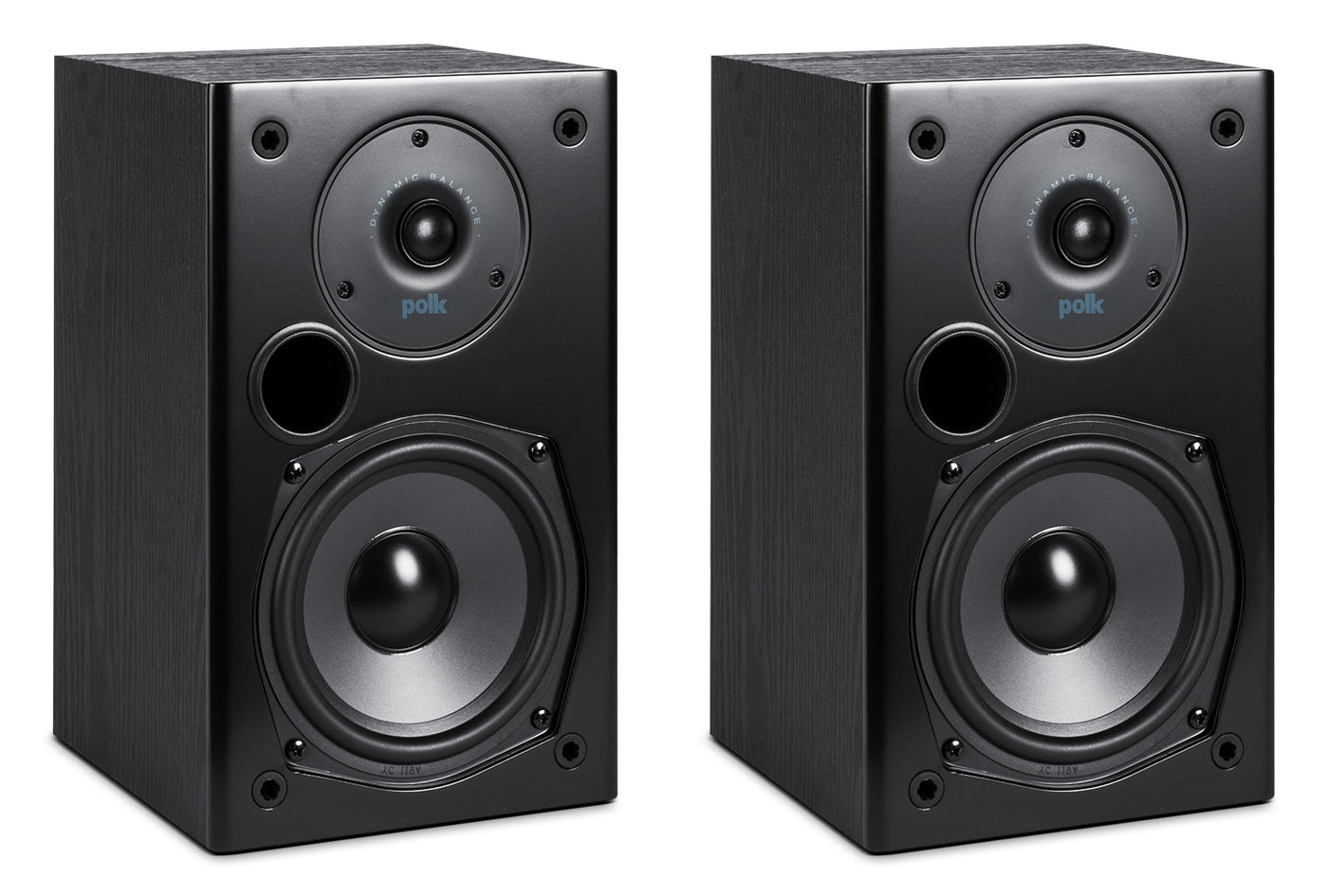 Polk Audio T15 2 Piece Bookshelf Speakers
