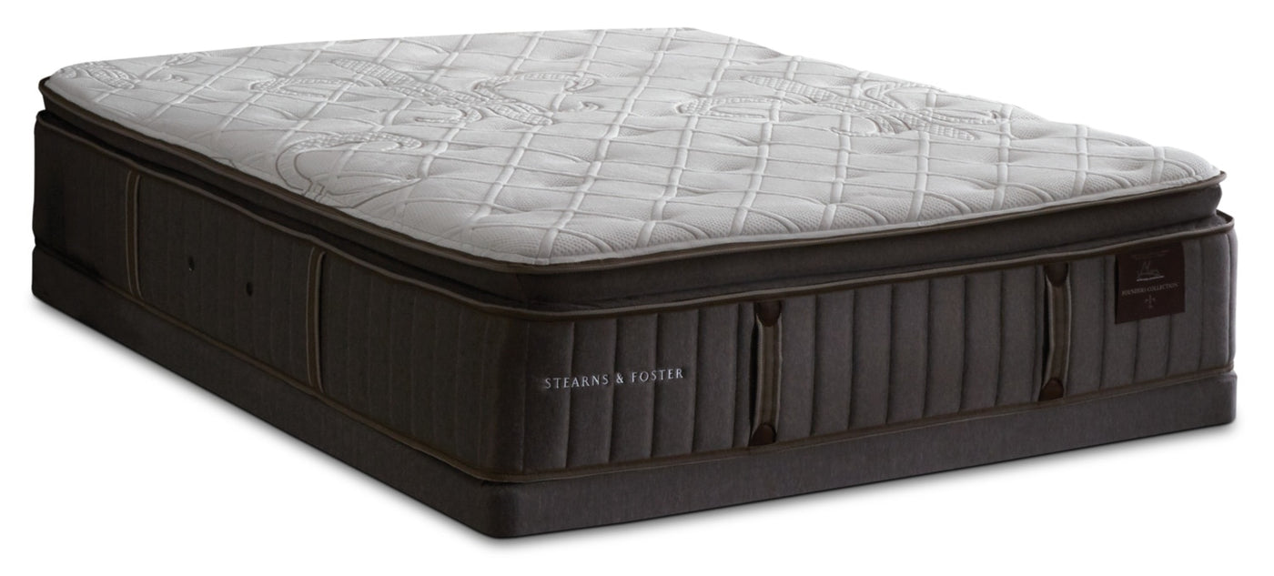 Stearns Foster Princedale Luxury Firm Pillow Top Queen Mattress