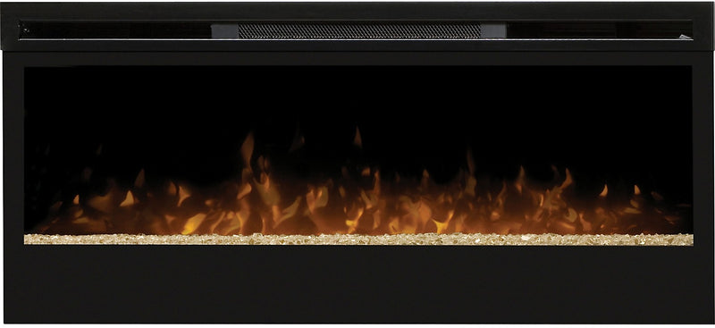"Synergy 50"" Wall-Mount Electric Fireplace