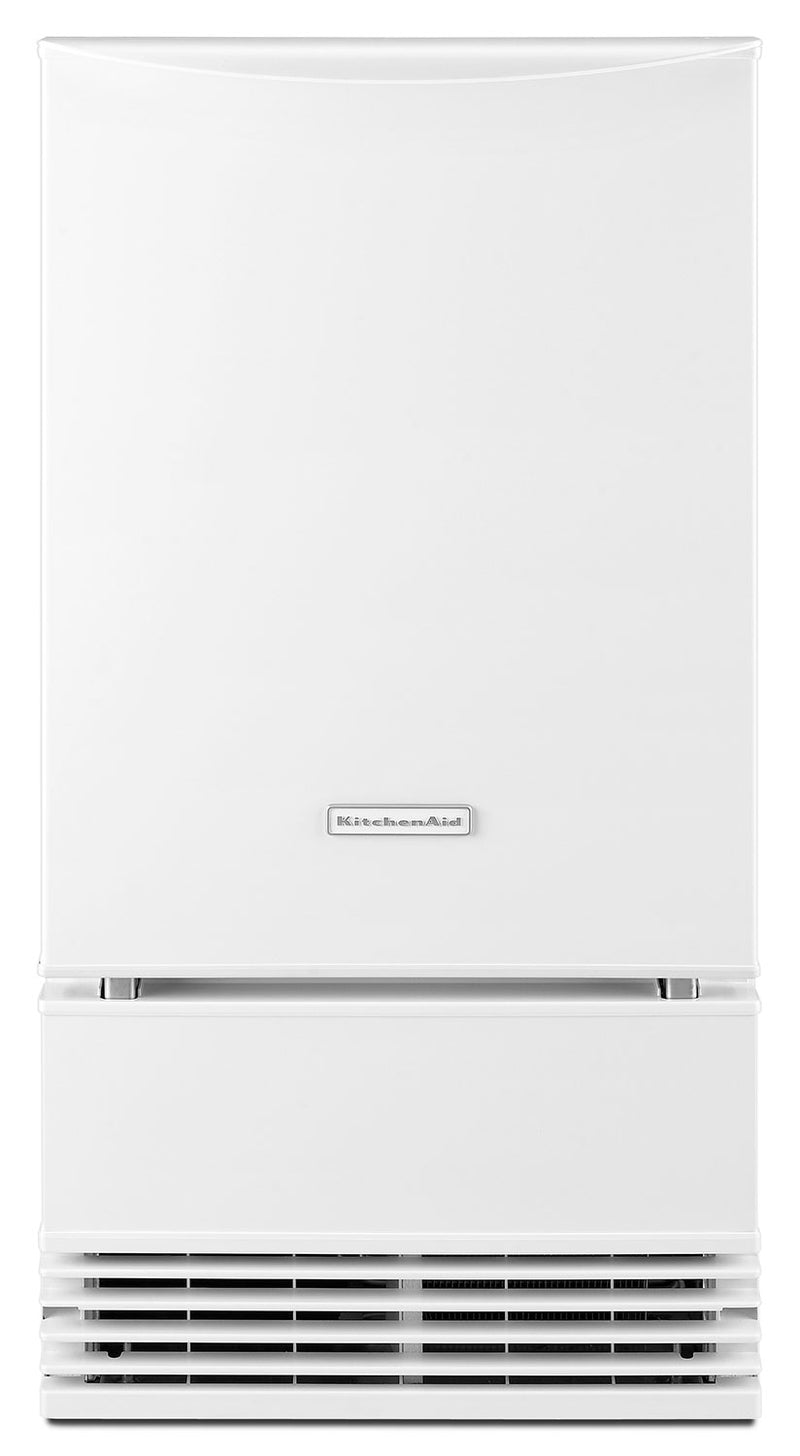 "KitchenAid 18"" Automatic Ice Maker – KUIS18PNZW