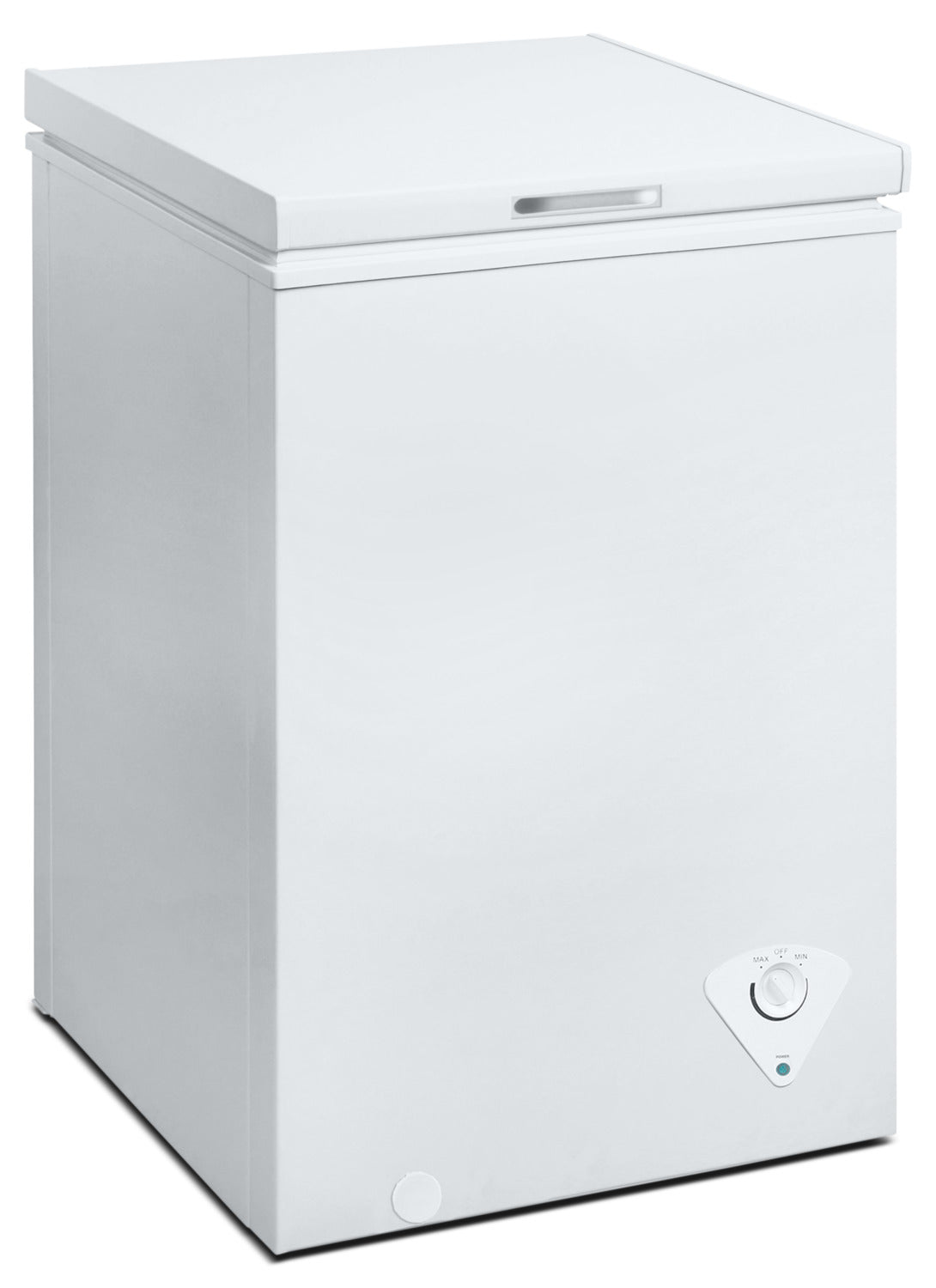 Midea 3 5 Cu  Ft  Chest Freezer - White