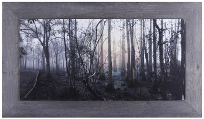"Colourful Forest – 44.25"" x 26""