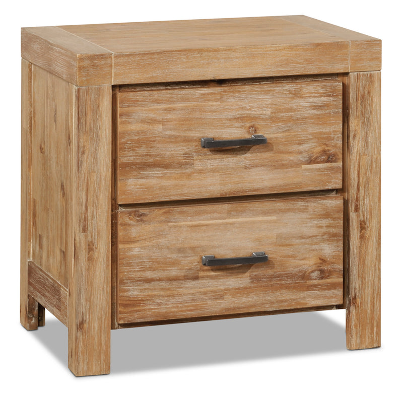 Acadia Nightstand|Table de nuit Acadia