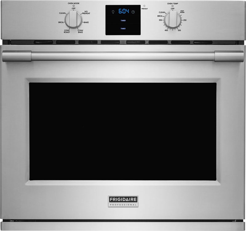 Frigidaire Professional 30'' Single Electric Wall Oven – FPEW3077RF|Four mural électrique simple Frigidaire Professional de 30 po - FPEW3077RF
