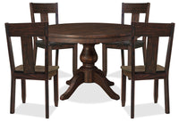 Trudell 5-Piece Round Dining Package