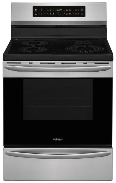 "Frigidaire Gallery 30"" Freestanding Induction Range – CGIF3036TF