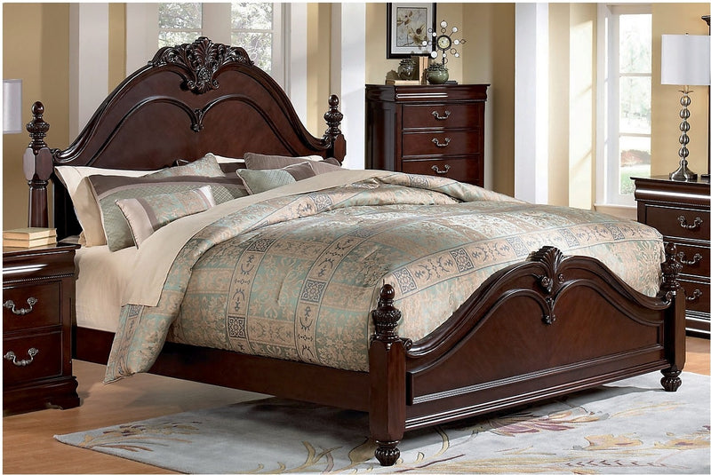 Westchester Queen Bed|Grand lit Westchester