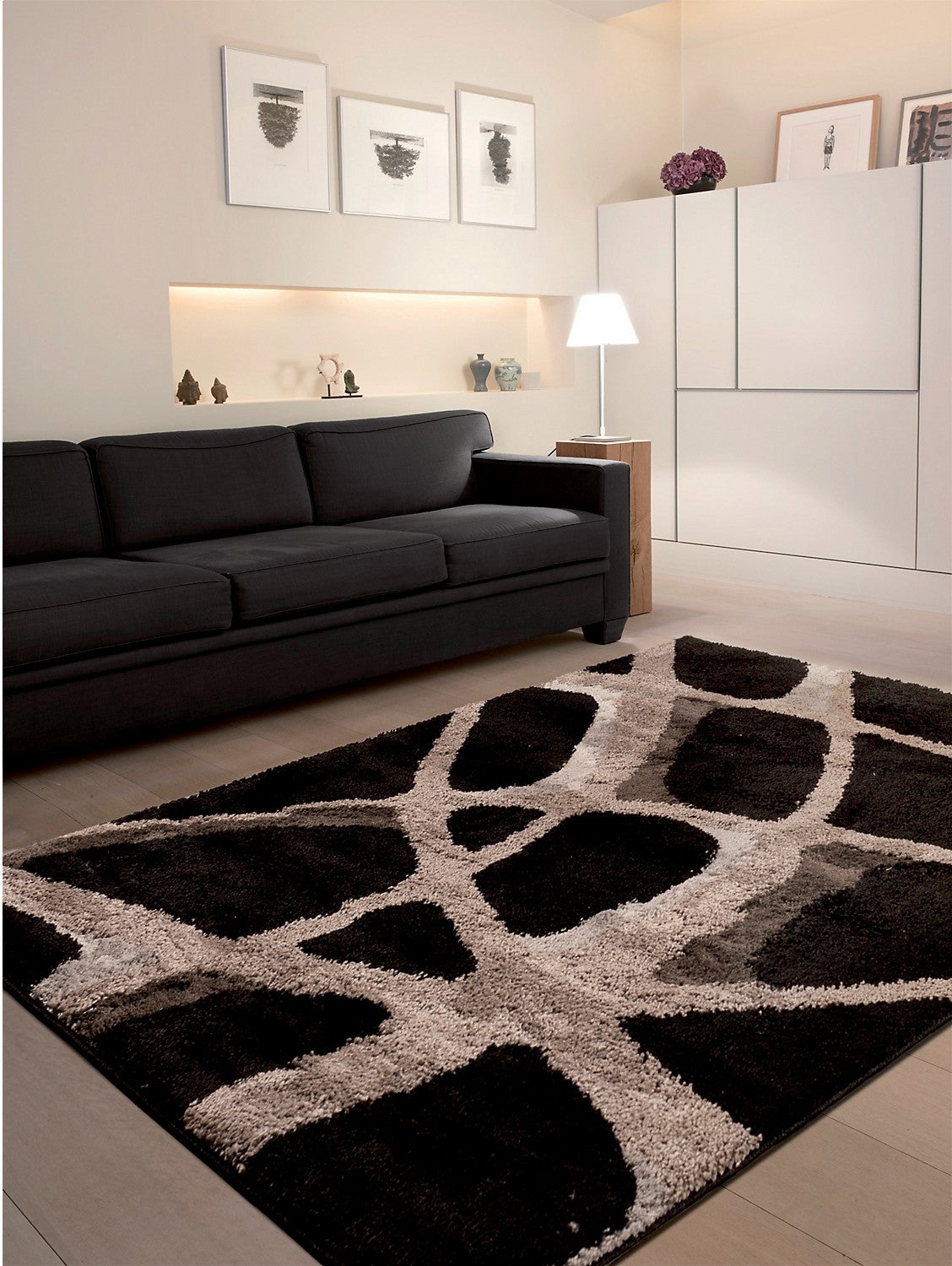Spider Web Area Rug 7 X 10 The Brick