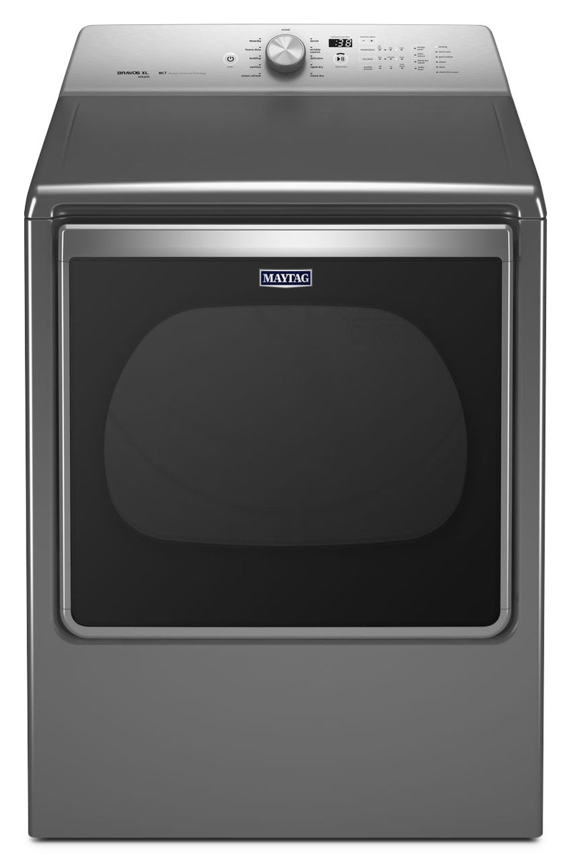 Maytag 8.8 Cu. Ft. Electric Dryer – YMEDB855DC|Sécheuse électrique 8.8 pi3 Maytag - YMEDB855DC
