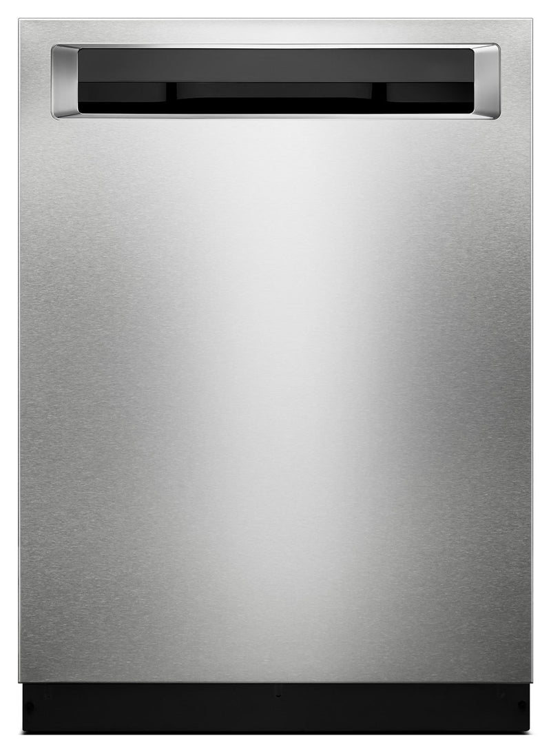 KitchenAid Dishwasher with ProDry™ System and PrintShield™ Finish – KDPE334GPS|Lave-vaisselle KitchenAid avec option de séchage ProDryMC et fini PrintShieldMC – KDPE334GPS