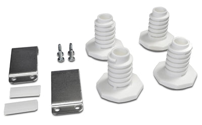 Whirlpool Stack Kit for HYBRIDCARE™ and Long Vent/Standard Dryer – W10869845|Trousse de superposition Whirlpool pour sécheuses HybridCareMC, à évent long ou standard – W10869845|W1086984