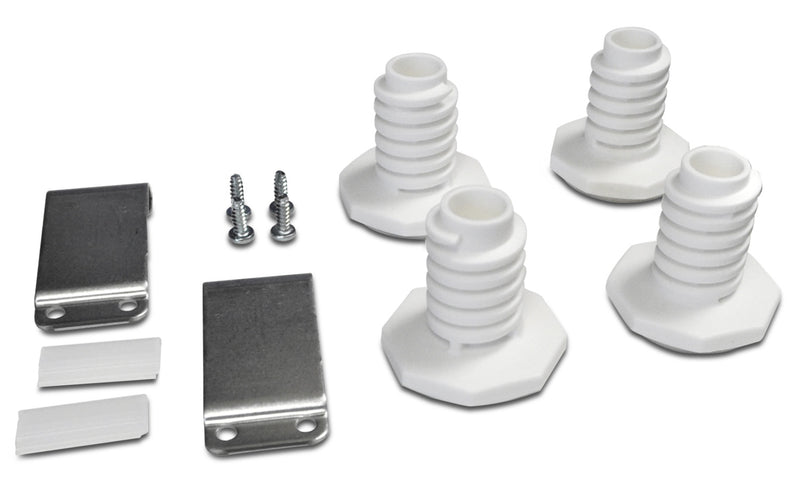 Whirlpool Stack Kit for HYBRIDCARE™ and Long Vent/Standard Dryer – W10869845|Trousse de superposition Whirlpool pour sécheuses HybridCareMC, à évent long ou standard – W10869845