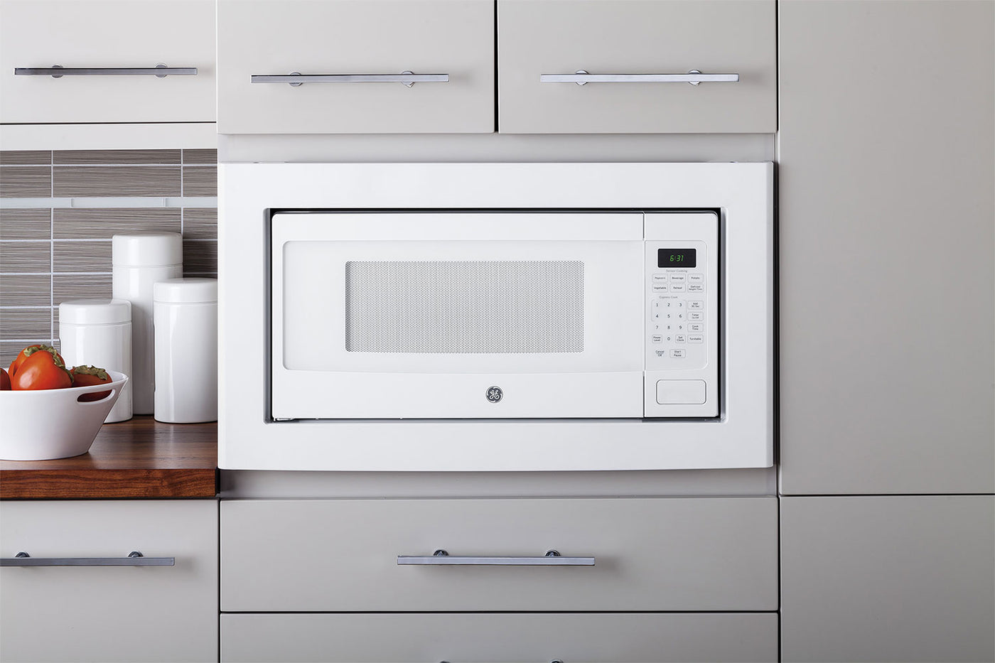 Ge 30 Quot Built In Microwave Trim Kit Jx830wfc The Brick