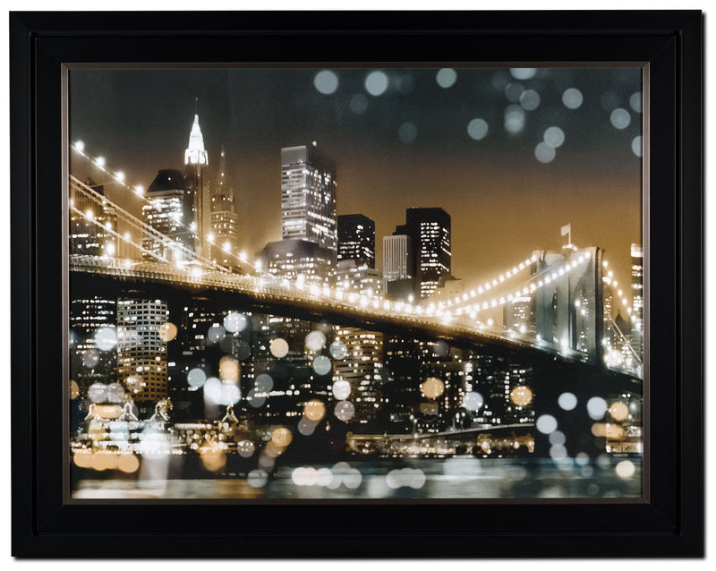 "New York II – 56.5"" x 44.5""