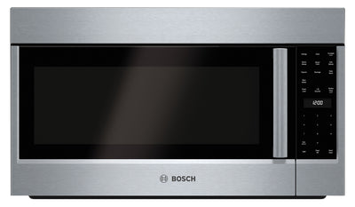 Bosch 500 Series Over-the-Range Microwave – HMV5053C - Over-the-Range Microwave in Stainless Steel