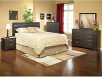 Oxford 4-Piece Espresso Bedroom Package