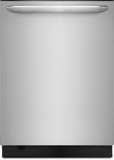 Frigidaire Gallery 24'' Built-In Dishwasher with EvenDry™ System – FGID2479SF - Dishwasher in Stainless Steel