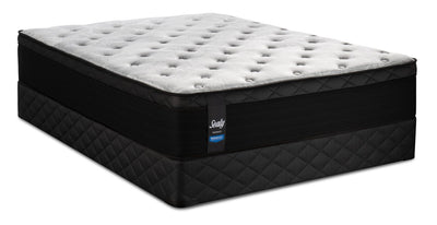 Sealy Posturepedic Proback Hanover Park Eurotop Twin Mattress Set