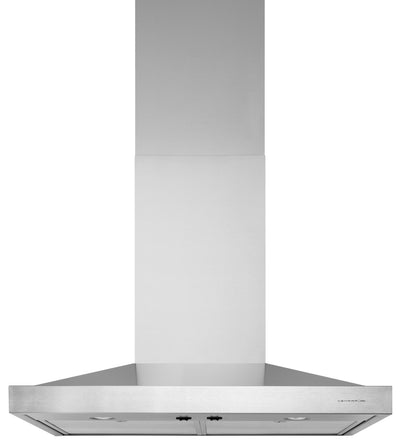 "Venmar CHEF 30"" Pyramid Chimney Range Hood - VCS50030SS - Range Hood in Stainless Steel"
