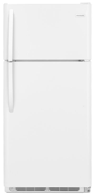 Frigidaire 18 Cu. Ft. Top-Mount Refrigerator – FFTR1814TW - Refrigerator in White