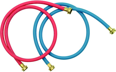 5' Commercial Grade Washer Hoses - 2 Pack - Washer Hose in Various
