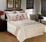 Kylie 8-Piece King Comforter Set