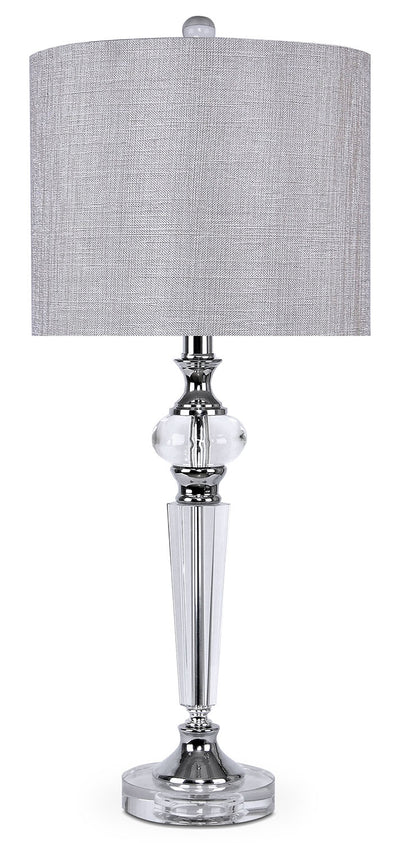 Crystal Table Lamp|Lampe de table Crystal|CT9078TL