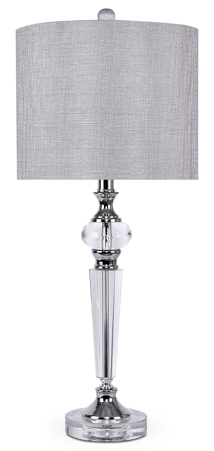 Crystal Table Lamp|Lampe de table Crystal