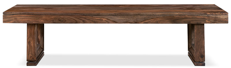 Brownstone Dining Bench|Banc de salle à manger Brownstone