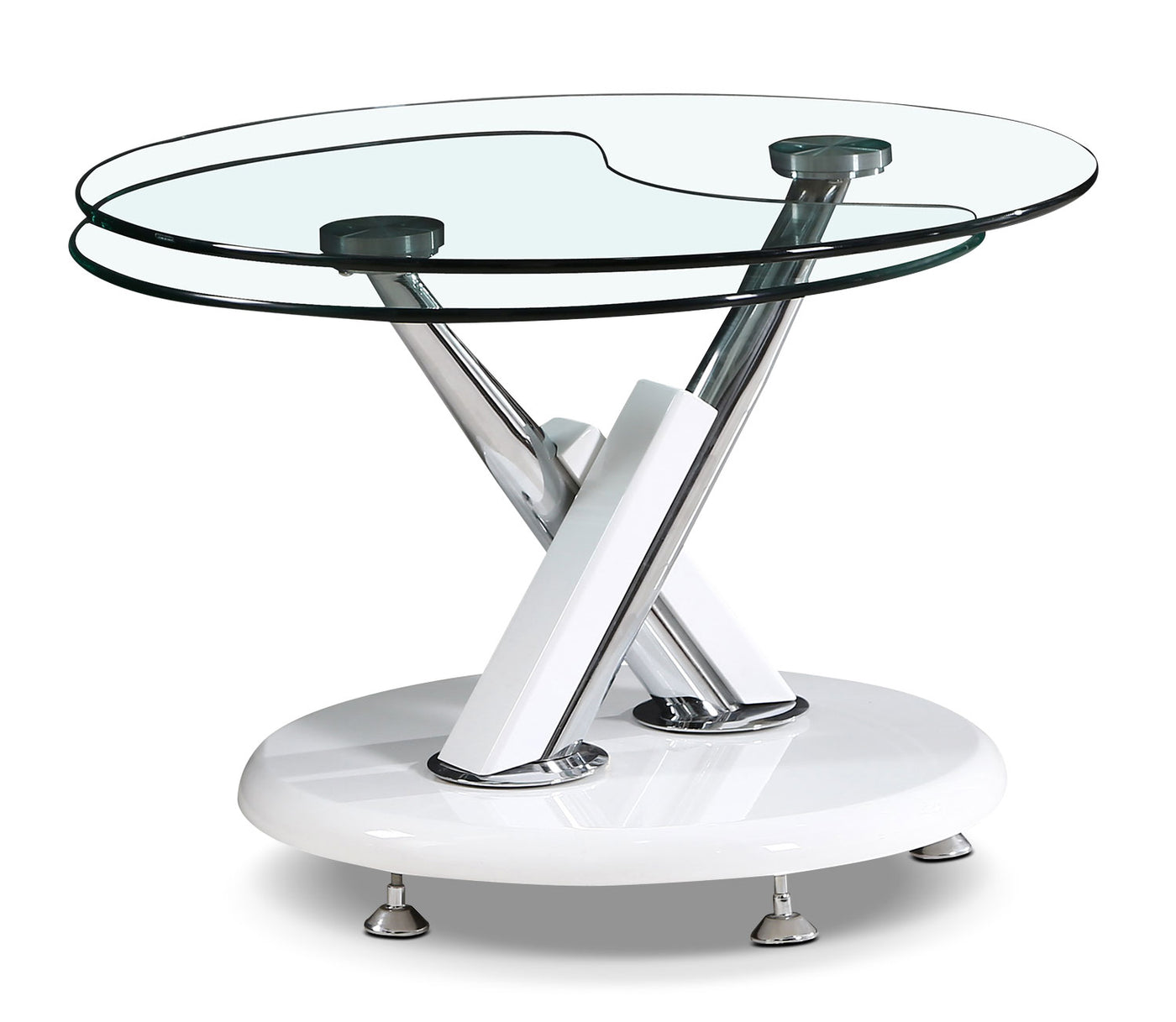 Coffee Table Extendable Top.Embree Coffee Table With Extending Swivel Top