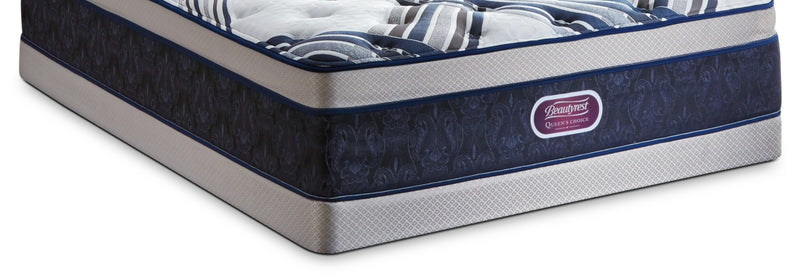 Beautyrest Queen's Choice 2018 Twin Boxspring|Sommier Queen's Choice 2018 de Beautyrest pour lit simple
