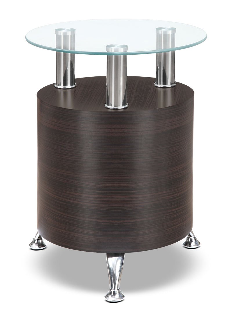 Seradala End Table|Table de bout Seradala
