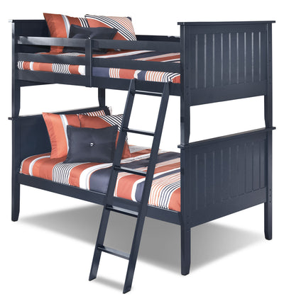 Leo Twin Bunk Bed|Lits simples superposés Leo|LEOATBNK