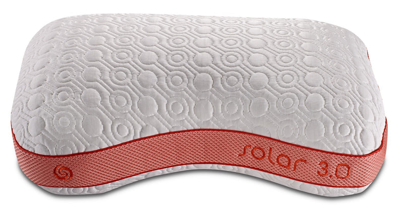 Bedgear™ Solar Performance Pillow® – Side Sleeper|Oreiller de performance de série Solar BedgearMC – pour dormeur sur le côté