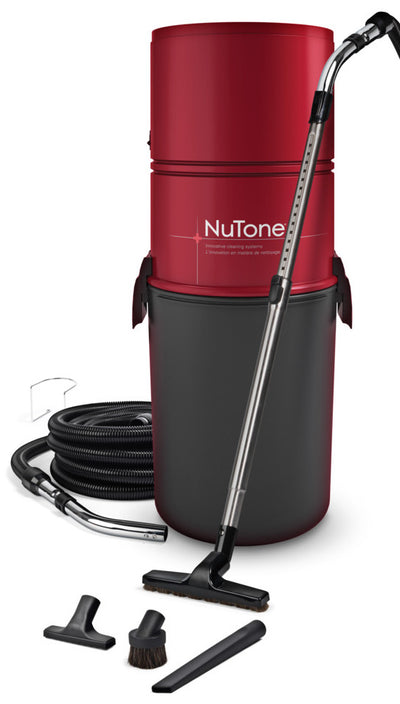 NuTone 500-Air Watt Central Vacuum System – NCKIT1000|Système d'aspirateur central NuTone de 500 air watts - NCKIT1000|NCKIT10S