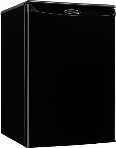 Danby 2.6 Cu. Ft. Compact All Refrigerator – DAR026A1BDD - Refrigerator in Black