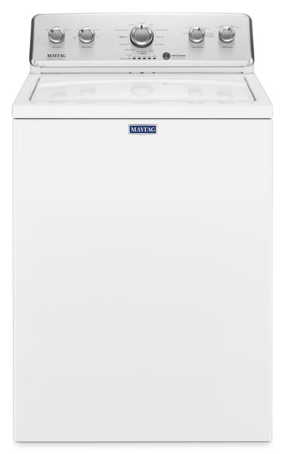 Maytag 4.4 Cu. Ft. Top Load Washer with the Deep Fill Option - MVWC465HW|Laveuse à chargement vertical Maytag de grande capacité avec option de remplissage profond - MVWC465HW|MVWC465H