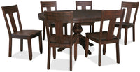 Trudell 7-Piece Round Dining Package