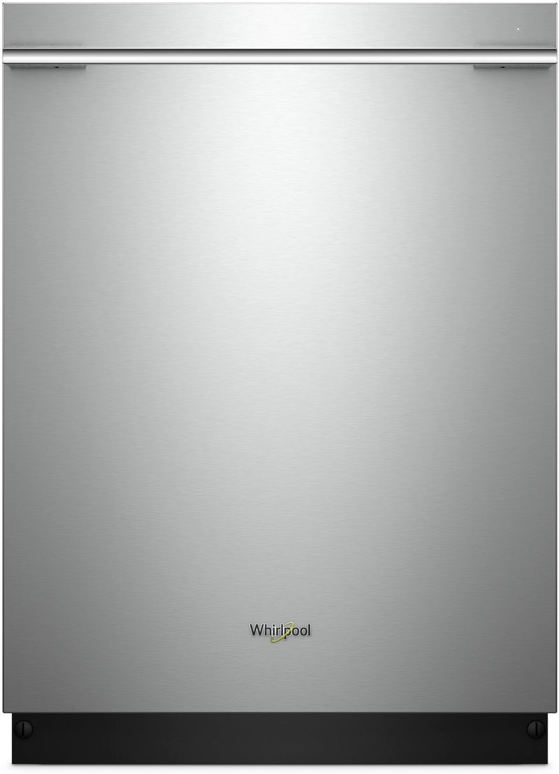 Whirlpool Contemporary Design Smart Tall-Tub Built-In Dishwasher - WDTA75SAHZ|Lave-vaisselle intelligent encastré Whirlpool à cuve haute, de conception contemporaine - WDTA75SAHZ|WDTA75HZ