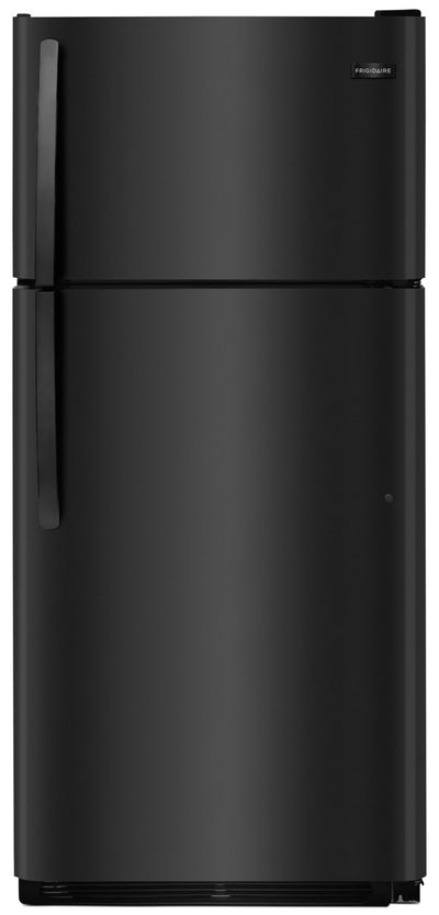 Frigidaire 18 Cu. Ft. Top-Freezer Refrigerator – FFTR1821TB - Refrigerator in Black