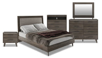 Jasper 7-Piece Queen Bedroom Package