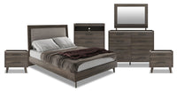 Jasper 8-Piece Queen Bedroom Package