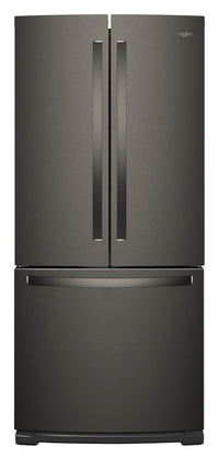 Whirlpool® 20 Cu. Ft. French-Door Refrigerator with Icemaker – WRF560SMHV